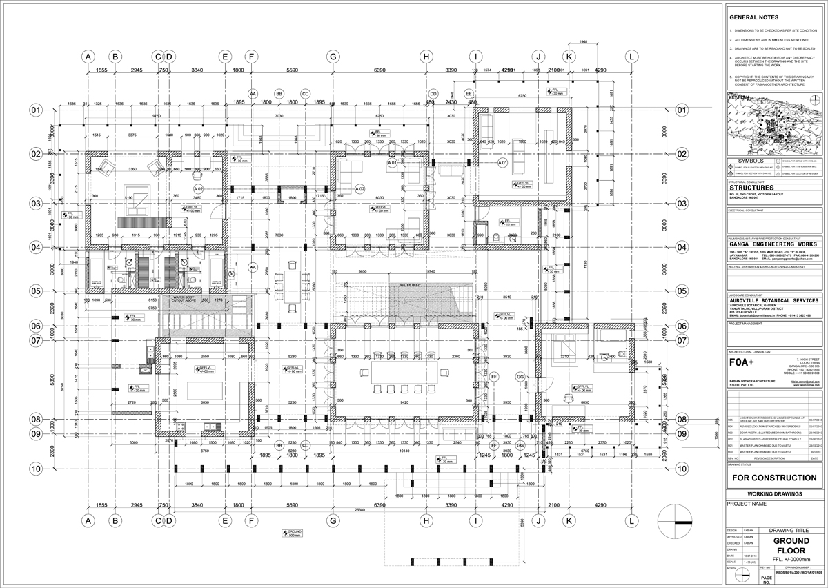 Working drawings 3dplans for Drawing house floor plans
